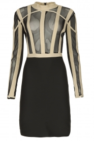 Silvian Heach | Dress Doback | black  | Picture 1