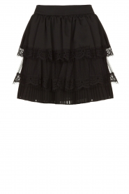 Silvian Heach | Skirt Largeay | black  | Picture 1