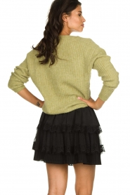 Silvian Heach | Skirt Largeay | black  | Picture 5