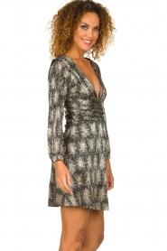 Antik Batik | Metallic dress Grace | metallic  | Picture 5