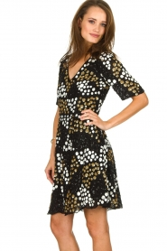 Antik Batik |  Embellished dress Andy | black  | Picture 4