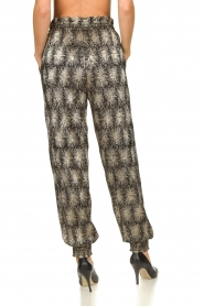 Antik Batik | Metallic pants Grace | metallic  | Picture 5
