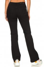 Patrizia Pepe |  Flared jeans Jinthe | black  | Picture 6