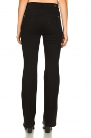 Patrizia Pepe |  Flared jeans Jinthe | black  | Picture 5