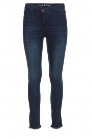 Patrizia Pepe |  Skinny jeans Ilya | blue  | Picture 1