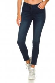 Patrizia Pepe |  Skinny jeans Ilya | blue  | Picture 2