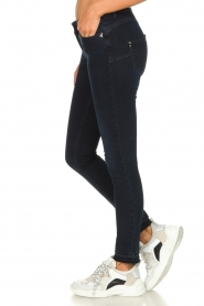 Patrizia Pepe |  Push up skinny jeans Withney | black  | Picture 4