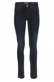 Patrizia Pepe |  Push up skinny jeans Withney | black  | Picture 1