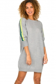 Patrizia Pepe | Sweater Natalia | grey  | Picture 2