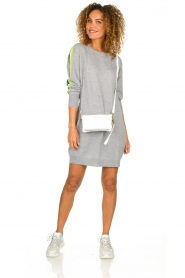 Patrizia Pepe | Sweater Natalia | grey  | Picture 3