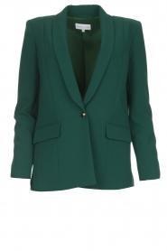 Patrizia Pepe |  Classic blazer Philipe | green  | Picture 1