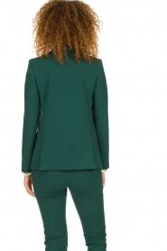 Patrizia Pepe |  Classic blazer Philipe | green  | Picture 6