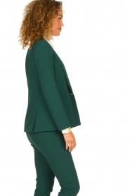 Patrizia Pepe |  Classic blazer Philipe | green  | Picture 5