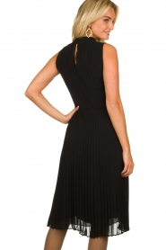 Set |  Plisse dress Dana | black  | Picture 6