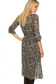 Set |  Zebra print dress Lotje | Animal  | Picture 6