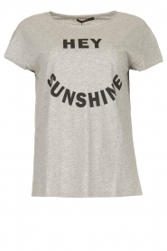 Set | T-shirt Sunshine | grey  | Picture 1