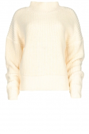 Set |  Turtleneck sweater Gita | off-white  | Picture 1