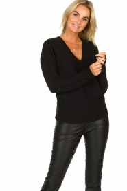 Set | Sweater Annabel | black  | Picture 3