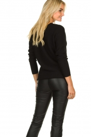 Set | Sweater Annabel | black  | Picture 5