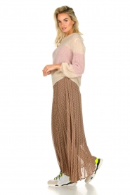 JC Sophie |  Printed maxi skirt Arinde | print  | Picture 4