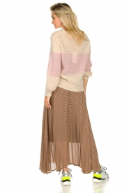 JC Sophie |  Printed maxi skirt Arinde | print  | Picture 5