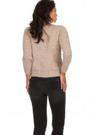 JC Sophie |  Knitted sweater Anne Sophie | brown  | Picture 6