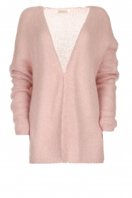 JC Sophie |  Knitted cardigan Angelique | pink  | Picture 1