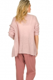 JC Sophie |  Knitted cardigan Angelique | pink  | Picture 5