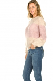 JC Sophie |  Knitted sweater Angelina | pink  | Picture 6
