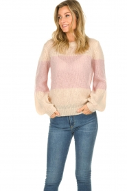 JC Sophie |  Knitted sweater Angelina | pink  | Picture 5