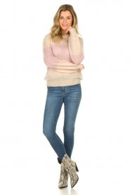 JC Sophie |  Knitted sweater Angelina | pink  | Picture 3