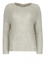 JC Sophie |  Knitted sweater Ashton | grey  | Picture 1