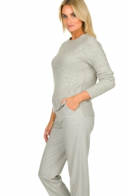 JC Sophie |  Knitted sweater Ashton | grey  | Picture 4