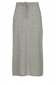 JC Sophie |  Midi skirt Annefleur | grey  | Picture 1