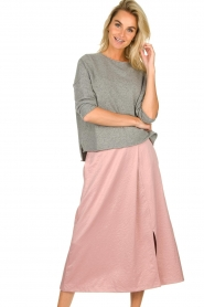 JC Sophie |  Maxi skirt Antoinett | pink  | Picture 2
