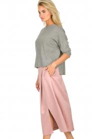 JC Sophie |  Maxi skirt Antoinett | pink  | Picture 4