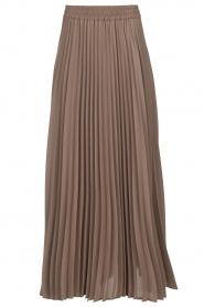JC Sophie |  Plisse maxi skirt Aminna | grey  | Picture 1