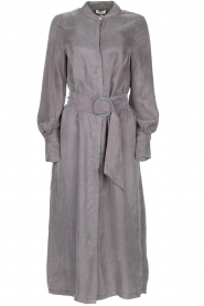 JC Sophie |  Maxi dress April | grey  | Picture 1