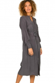 JC Sophie |  Maxi dress April | grey  | Picture 2