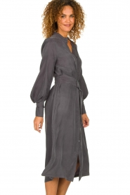 JC Sophie |  Maxi dress April | grey  | Picture 5