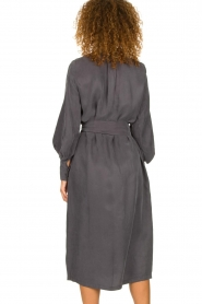 JC Sophie |  Maxi dress April | grey  | Picture 6