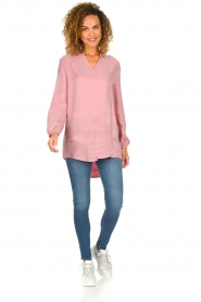JC Sophie |  Tunic top Arabella | pink  | Picture 3