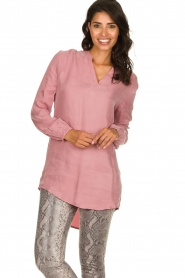 JC Sophie |  Tunic top Arabella | pink  | Picture 2