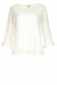 JC Sophie |  Lace top Anjali | white  | Picture 1