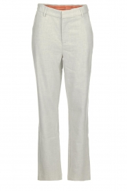 JC Sophie |  Trousers Alba | grey  | Picture 1