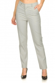 JC Sophie |  Trousers Alba | grey  | Picture 2