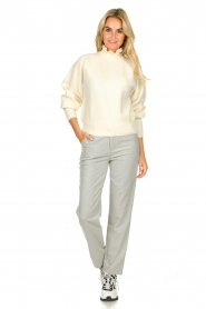 JC Sophie |  Trousers Alba | grey  | Picture 3