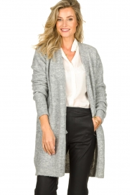 Be Pure | Cardigan Georgina | grey  | Picture 2