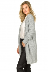 Be Pure | Cardigan Georgina | grey  | Picture 3
