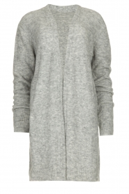 Be Pure | Cardigan Georgina | grey  | Picture 1